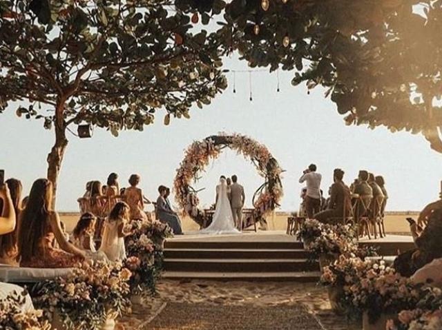 Como será seu casamento?