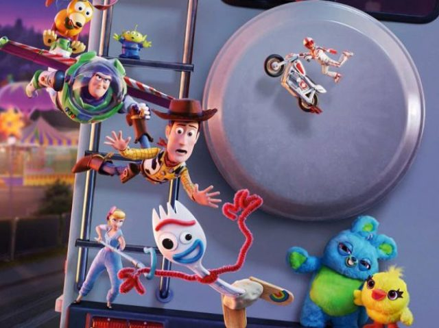 Quem você seria de Toy Story?