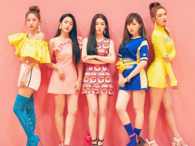 Você conhece os sucessos do Red Velvet?