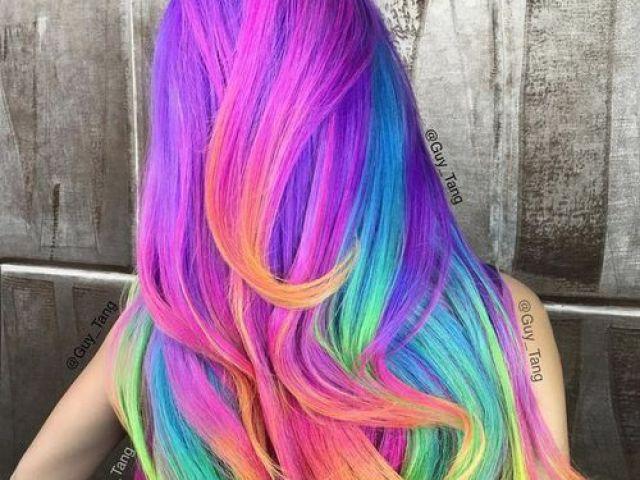 Qual seria sua cor de cabelo? ♡♥