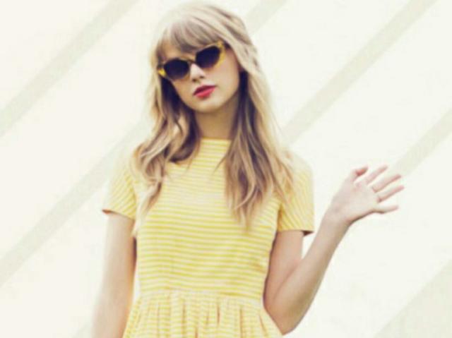 Esses trechos pertencem a qual álbum e música da Taylor Swift?