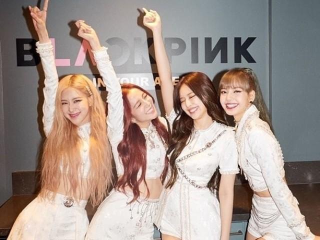 Qual das integrantes de Blackpink seria sua namorada?
