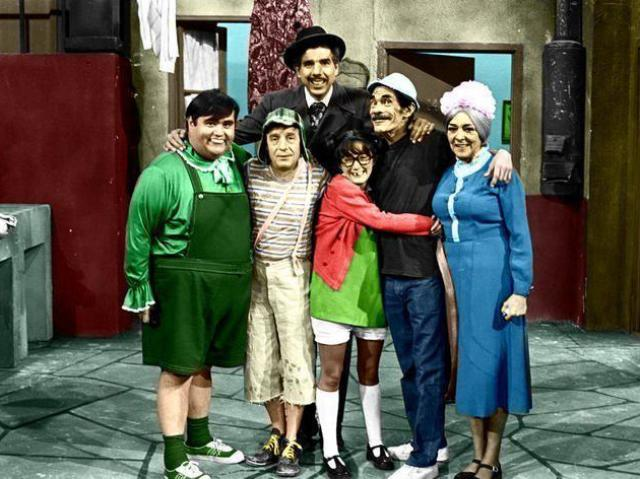 Quiz sobre Chaves!