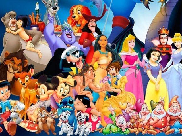 Qual desenho animado você seria?