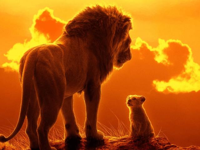 A história do Rei Leão