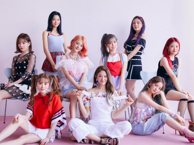 Qual integrante do Fromis_9 seria seu Tipo ideal?