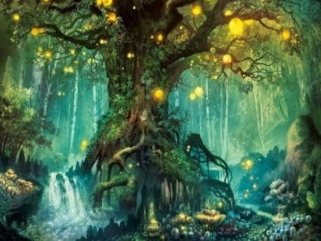 Crie sua vida no mundo mágico!