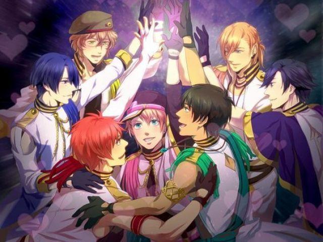 Com qual membro do ST☆RISH você mais se parece?
