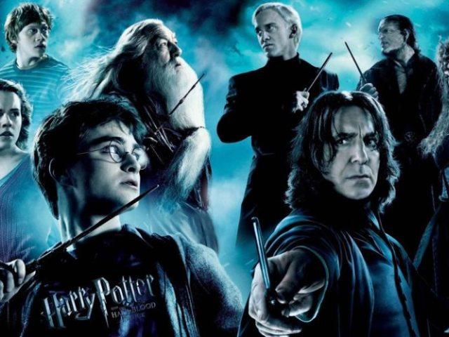 Você é um verdadeiro Potterhead?