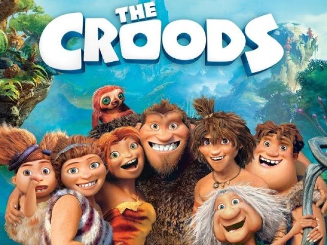 """Qual seria o seu pet pré-histórico em """"Os Croods""""?"""