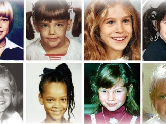 Você consegue acertar quem são esses famosos quando crianças?