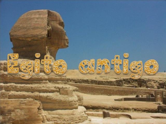O que você sabe sobre o Antigo Egito?