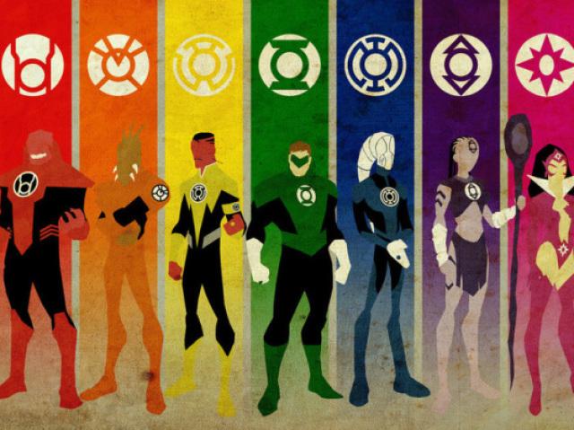 Qual é o seu Lanterna da DC comics?