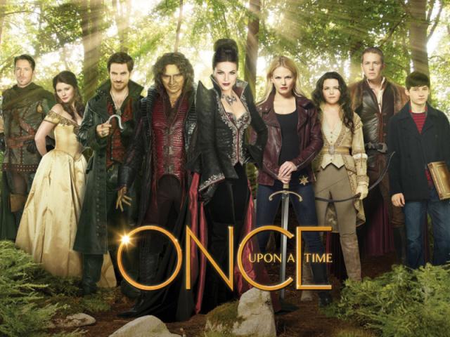 Quem você seria de Once Upon A Time?