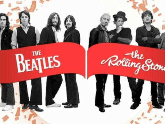Você seria líder dos Beatles ou Stones?
