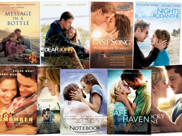 Você curte filmes de romance?