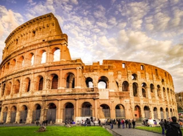 Continuação & Roma