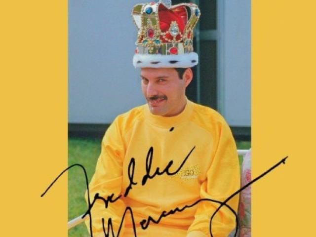Você seria o Freddie Mercury?