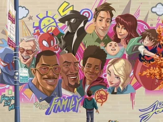 """Quem você seria em """"Homem-Aranha: No Aranhaverso""""?"""