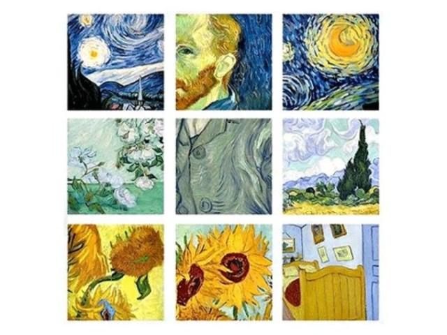 Qual obra de Van Gogh você seria?