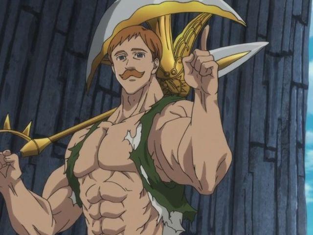 Que personagem de Nanatsu no Taizai você namoraria?