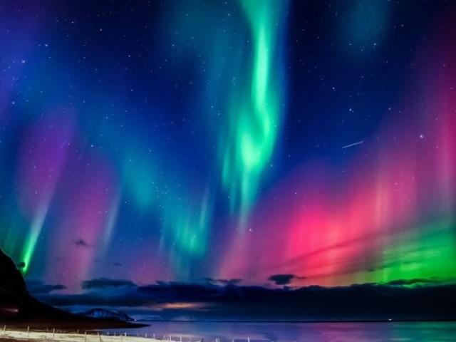 Quiz sobre a Aurora Boreal