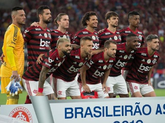 Qual jogador você seria do atual elenco do Flamengo?