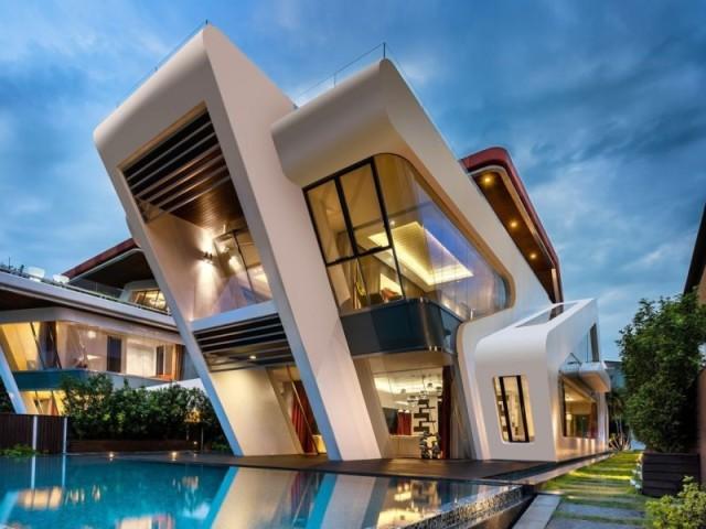A casa dos seus sonhos!