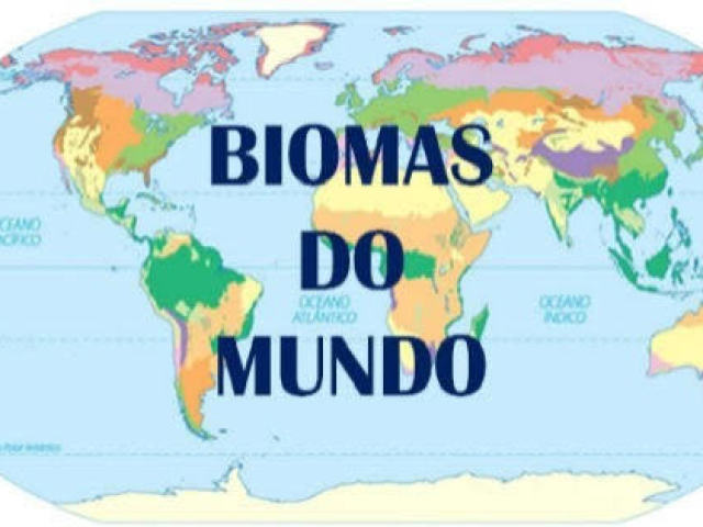 Biomas mundiais pronto