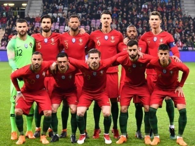 Você conhece a seleção portuguesa?