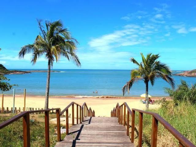 Onde você passaria suas férias?
