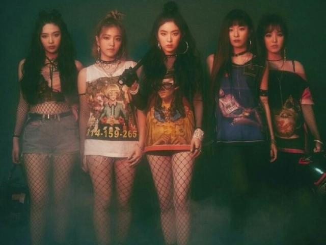 Quem você seria em Red Velvet?