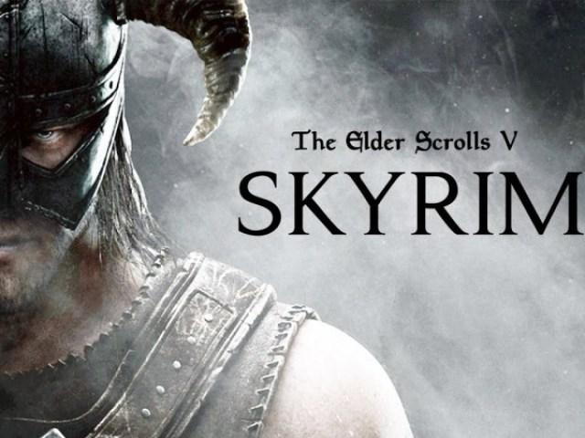 Qual magia em Skyrim mais combina com você?
