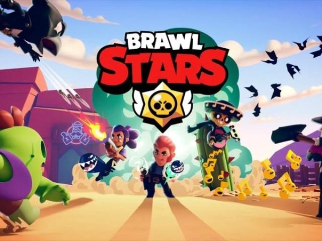 Você conhece o Brawl Stars? #1