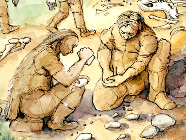 O quanto você sabe sobre o período Paleolítico?