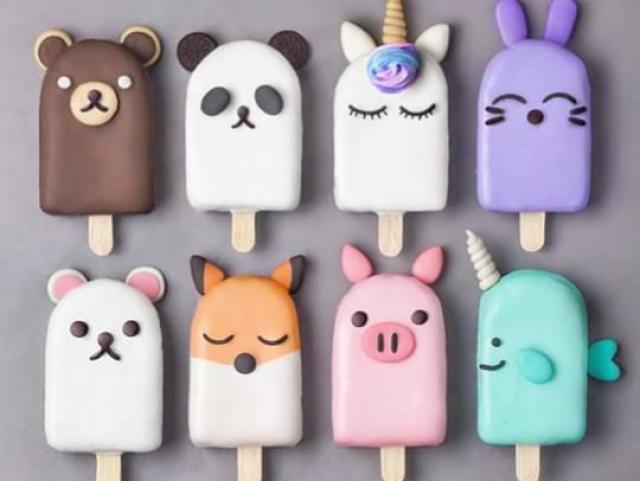Qual sorvete você seria?