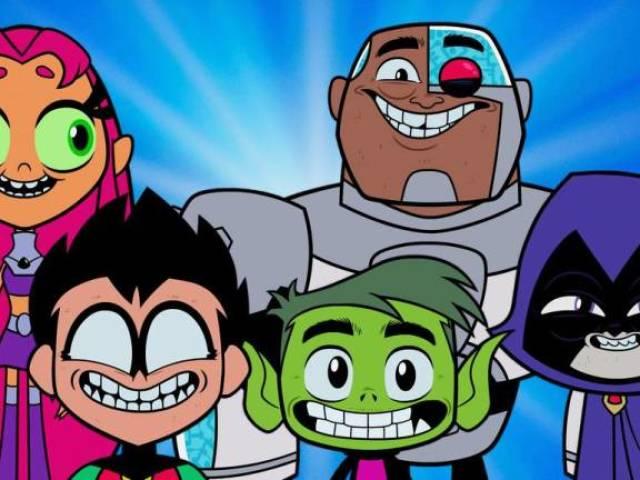 Quem você seria em Jovens titans?