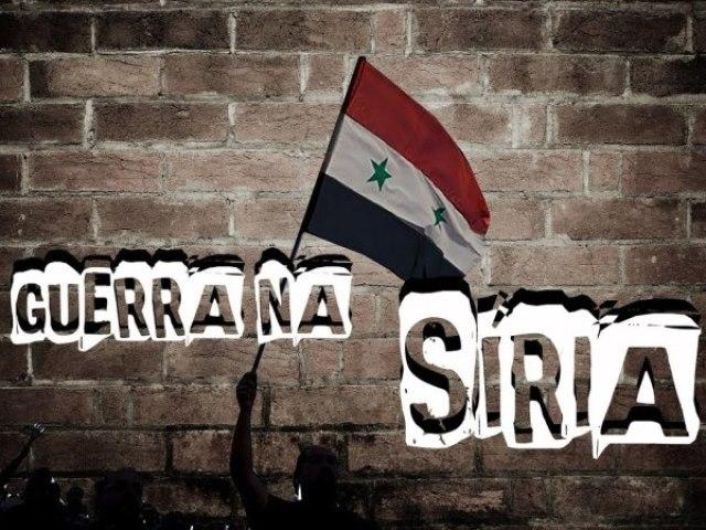 Guerra na Síria: O que você sabe sobre esse assunto atual?