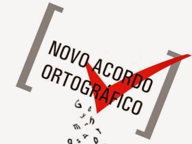 Novo Acordo Ortográfico da Língua Portuguesa.