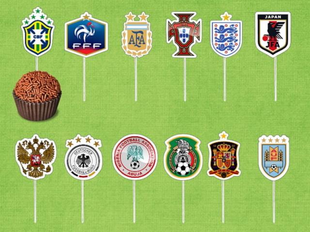 Em que seleção você jogaria?