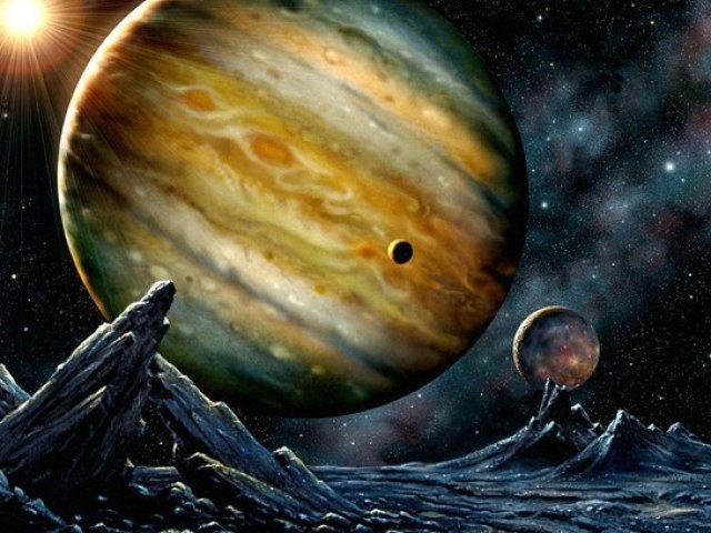Qual planeta tem maior influência sob você?