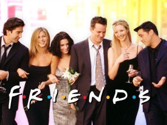 """Você conhece mesmo a série """"friends""""?"""