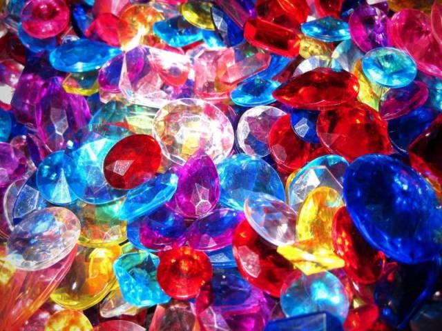 Será que você conhece as pedras preciosas?