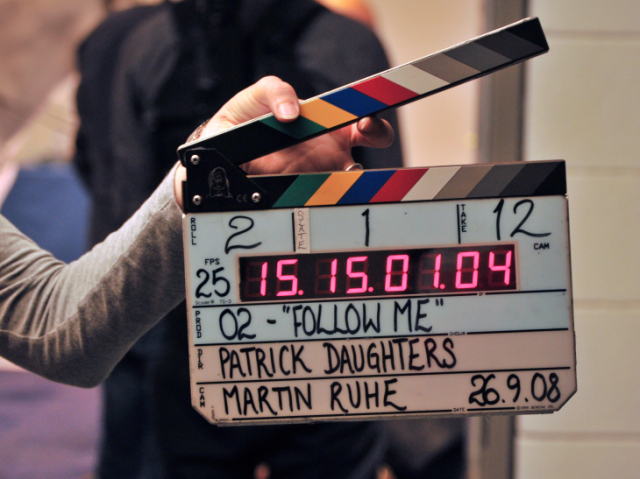 Qual seria o seu papel em um filme?