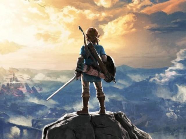 Você conhece a série Zelda?