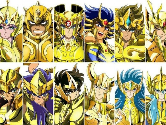 Quem você é dos cavaleiros de ouro?