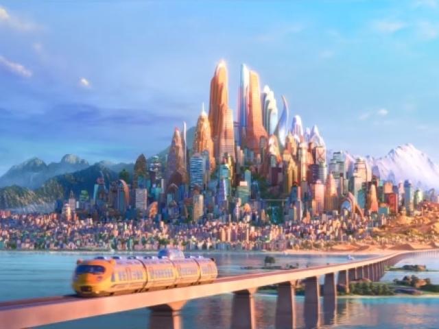 Em qual lugar fictício da Disney você poderia viver?