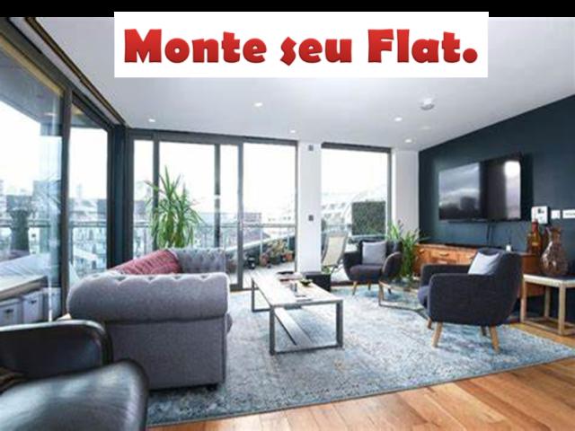 Monte sua Flat e diremos qual bairro de São Paulo se parece mais com você!