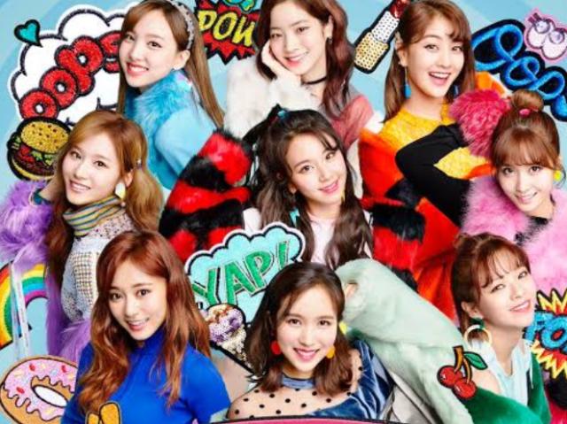 Quem da Twice seria sua melhor amiga?