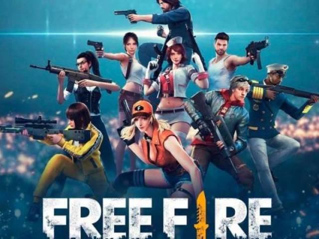 Você conhece todos os personagens de Free Fire?